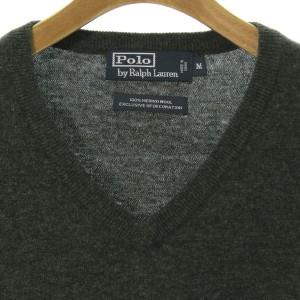 Polo Ralph Lauren  / ポロラルフローレン メンズ ニット 色:グレー系 サイズ:M