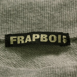 FRAPBOIS  / フラボア レディース ワンピース 色:グレー サイズ:1(S位)