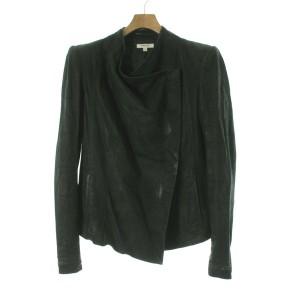 HELMUT LANG  / ヘルムートラング レディース ジャケット 色:黒 サイズ:S