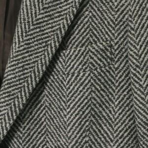 BRUNELLO CUCINELLI  / ブルネロ クチネリ メンズ コート 色:グレー(ヘリンボーン) サイズ:46(M位)