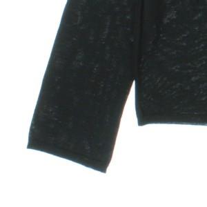 BLACK COMME des GARCONS / ブラックコムデギャルソン レディース ニット 色:黒 サイズ:XS