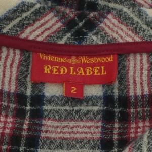 Vivienne Westwood RED LABEL / ヴィヴィアンウエストウッドレッドレーベル レディース ワンピース サイズ:2(M位)