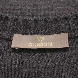 Cruciani  / クルチアーニ メンズ ニット 色:グレー サイズ:44(S位)