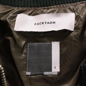 FACETASM  / ファセッタズム メンズ ブルゾン 色:緑系 サイズ:1(S位)