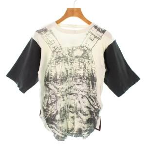 44862381f82c Jackson Matisse / ジャクソンマティス レディース Tシャツ・カットソー 色:白系xグレー系