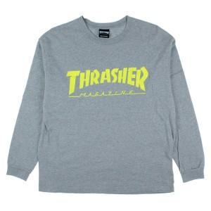 THRASHER / スラッシャー メンズ Tシャツ・カットソー 色:グレー系 サイズ:M