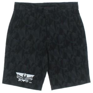 THRASHER / スラッシャー メンズ パンツ 色:グレー系x黒系(総柄) サイズ:S