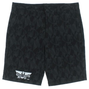THRASHER / スラッシャー メンズ パンツ 色:グレー系x黒系(総柄) サイズ:XL