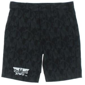 THRASHER / スラッシャー メンズ パンツ 色:グレー系x黒系(総柄) サイズ:L