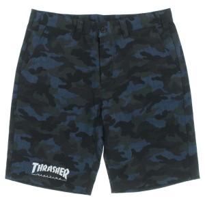 THRASHER / スラッシャー メンズ パンツ 色:紺系xカーキ系等(迷彩) サイズ:XL