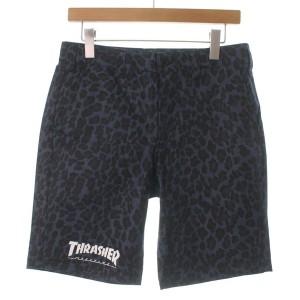 THRASHER / スラッシャー メンズ パンツ 色:紺系x黒系(豹柄) サイズ:M