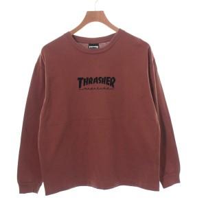 THRASHER / スラッシャー メンズ Tシャツ・カットソー 色:茶系 サイズ:S
