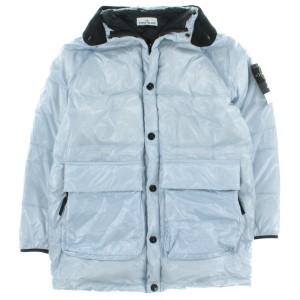 f1fe9d5c6384c STONE ISLAND   ストーンアイランド メンズ コート 色:ライトグレー系 サイズ:XL