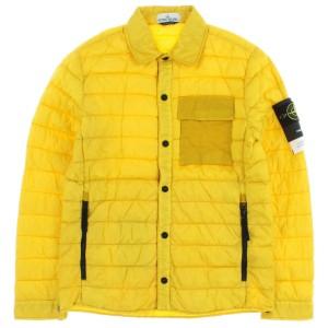 ee99ea50515db STONE ISLAND   ストーンアイランド メンズ ブルゾン 色:黄系 サイズ:XL