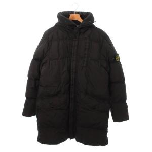 9ca6055ea9da2 STONE ISLAND   ストーンアイランド メンズ コート 色:黒系 サイズ:M
