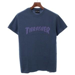 THRASHER / スラッシャー メンズ Tシャツ・カットソー 色:青系 サイズ:-(S位)