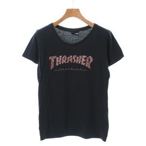 THRASHER / スラッシャー レディース Tシャツ・カットソー 色:黒系 サイズ:M