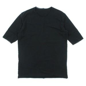 fe75805b021a37 KAZUYUKI KUMAGAI ATTACHMENT / カズユキクマガイアタッチメント メンズ Tシャツ・カットソー 色:黒 サイズ