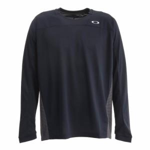 オークリー(OAKLEY)Slant 長袖 Tシャツ 2.0 FOA401668-02E(Men's)