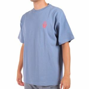 アクター(AKTR)NO DUNKING Tシャツ 121-006005 BL(Men's)