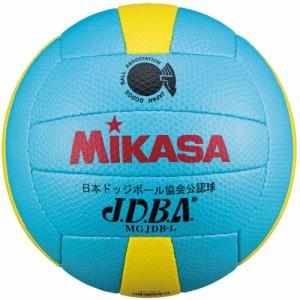 ミカサ(MIKASA)ドッジボール 3号 試合球 MGJDB-L(Jr)