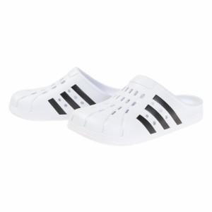 アディダス(adidas)サンダル シャワーサンダル アディレッタ クロッグ FY8970 ホワイト 白(Men's、Lady…