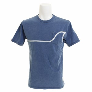 SAS インディゴTシャツ SAS1744410-1-LBLU (Men's)