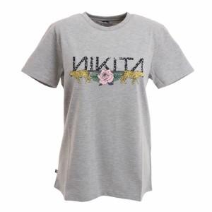 NIKITA GULLY AGH 半袖Tシャツ NJWTGULAGH (Lady's)