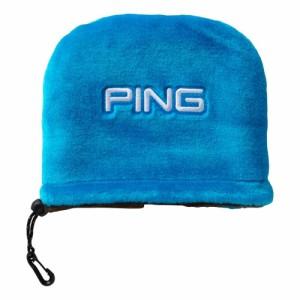 ピン(PING)アイアンカバー HC-C192 BLU/BRN 34871 (Men's、Lady's)