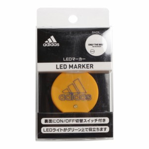 アディダス(adidas)LEDマーカー AWU41-M72089オレンジ18S (Men's、Lady's、Jr)