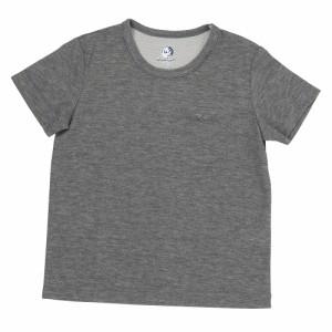 ホールアース(Whole Earth)tシャツ 半袖 KIDS LOGO MESH TEE WE27KA47 (Men's)