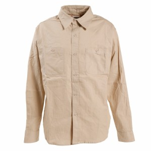 Slyde Vintage(Slyde Vintage)リップストップシャツ 長袖 SV-20SSAP009-BEG オンライ…