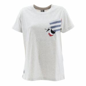 チャムス(CHUMS)ブービーキャリーポケットTシャツ CH11-1674-W025 (Lady's)