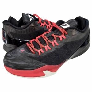 即納 訳あり ジョーダン キッズ Jordan CP3.VIII 8 GS スニーカー Black/White/Infrared 23 左右サイズ違い