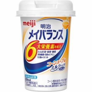 明治 メイバランスMiniカップ コーンスープ味 / 125mL