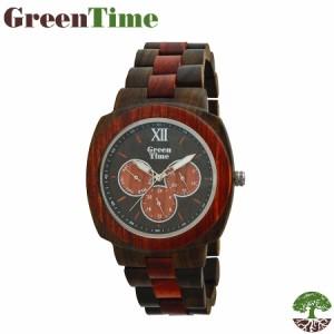 1903b22395 【送料無料】GreenTime グリーンタイム 腕時計 木 クォーツ ギフト 木製 ハンドメイド イタリア メンズ  ZW049Bの通販はWowma!(ワウマ) - Green Time|商品ロット ...