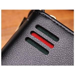 1f32746259d0 長財布 メンズ ラウンドファスナー コインケース ビジネス カードケース 名刺入れ 合皮 安い シンプル おしゃれ