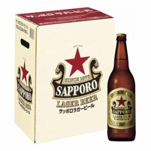 ビールギフト サッポロ ラガー大瓶6本 セット LB6 通年 お中元 お歳暮 ギフト