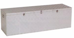 北海道配送不可 トラック用アルミボックス 荷台用道具箱 アルミ製 特大 BXA150 アR 代引不可