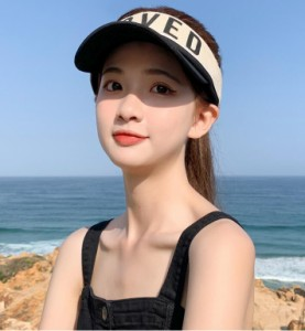 帽子 レディース 紫外線最大99%カット54-58cm サイズ調整可能  【レッド、ブラック、ミックスA、ミックスB】ht41hd