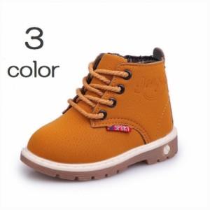 c88a39dff7001 シューズ ショートブーツ 靴 靴紐 アメリカン カジュアル こども用 女の子 男の子 ガール ボーイ キッズ 秋