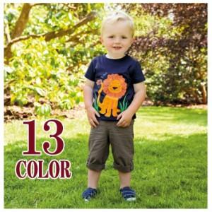 2542dd1b1b056 半袖Tシャツ Tシャツ 子供服 こども服 ボーイズ ガールズ キッズ 男の子 女の子 トップス プル