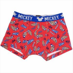 ミッキーマウス 男性用下着 メンズボクサーパンツ ドライブ ディズニー キャラクターグッズ メール便可