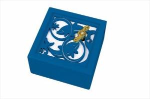 取寄品 木製 Aメロディ オルゴール G-6280BL イルカ 可愛いお洒落グッズ シネマコレクション