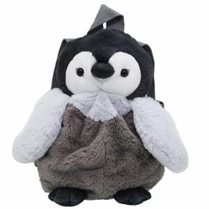 5845b3f22abe フラッフィーズ レディース バッグ ぬいぐるみ リュックサック ペンギンヒナ アニマル キャラクター グッズ