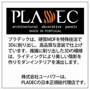 取寄品 送料無料 インテリア パネル ウォールアート PLADEC プラデック ピラミッド インテリア雑貨