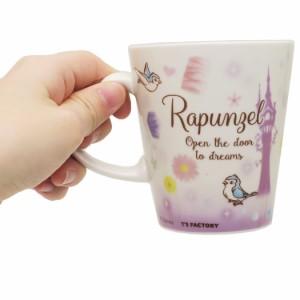 塔の上のラプンツェル マグカップ ラブリーマグ 2018SS ディズニープリンセス キャラクター グッズ