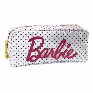 Barbie バービー人形 ペンポーチ レイヤーペンケース ドット キャラクターグッズ通販