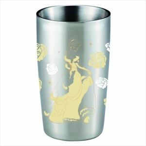 美女と野獣 ベル 保温保冷コップ 真空ステンレスタンブラー ウォーターカラー ディズニープリンセス キャラクターグッズ通販