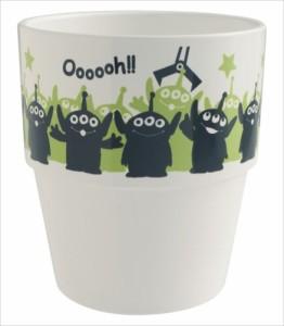 トイストーリー プラカップ スタッキングタンブラー シルエットエイリアンいっぱい ディズニー キャラクターグッズ通販